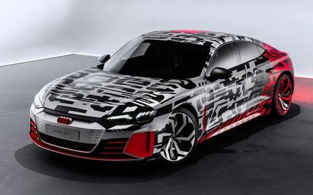 Audi наступает на «Теслу» с электрическим e-tron GT
