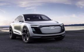 Audi обещает построить электрокроссовер покруче, чем Tesla