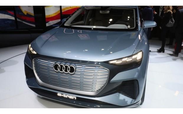 Audi планирует не менее трех электромобилей на базе MEB. Первой будет серийная версия Q4 E-Tron.