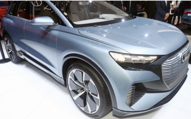Audi планирует не менее трех электромобилей на базе MEB