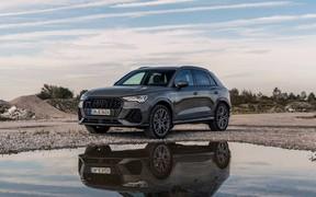 Audi Q3 другого покоління починає збирати титули і нагороди для марки.