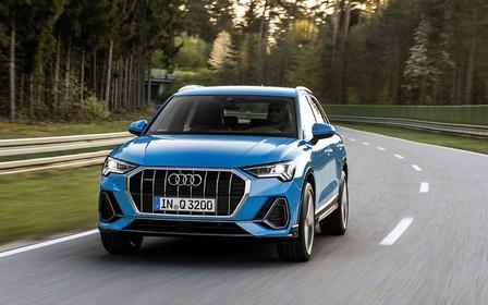 Audi Q3 другого покоління