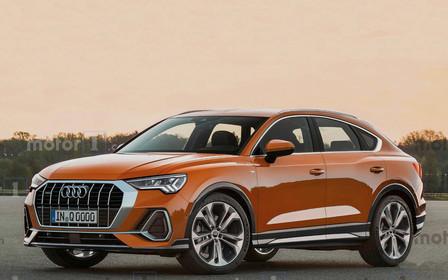 Audi Q3 Sportback будет представлен в июле