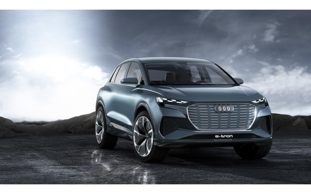 Audi Q4 e-tron вже в передсерійному вигляді