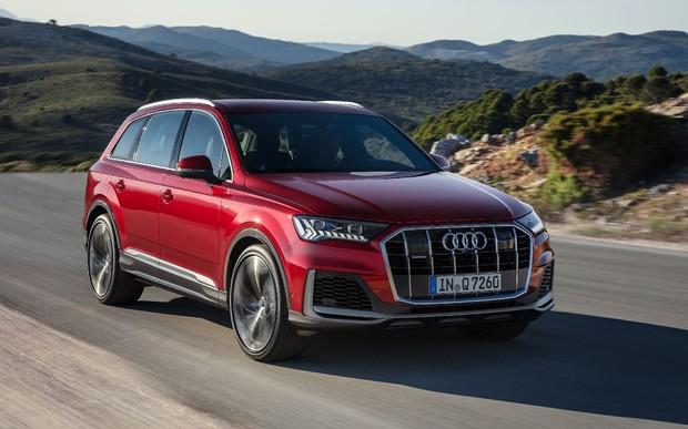 Audi Q7 пережил плановое обновление