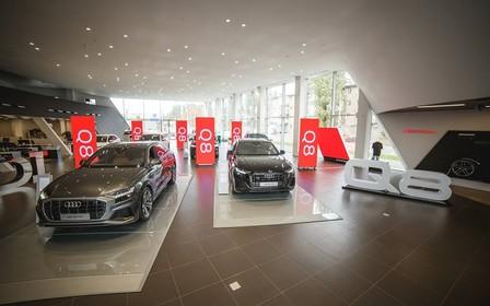 Audi Q8: Одесса оценила инновации
