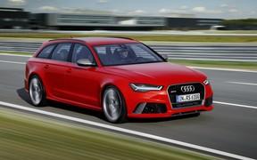 Audi RS6 Avant и RS7 получили прибавку в мощности