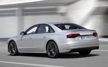 Audi S8 plus получила 605-сильный мотор