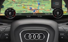 Audi спільно з TomTom розробляє високоточні карти навігації