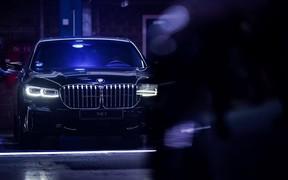 Аура роскоши и эксклюзива. BMW Luxury Class.