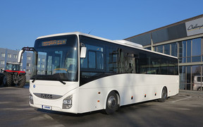 Автобус Iveco Crossway – новинка українського ринку
