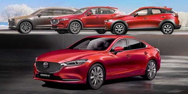 «Автоцентр Mazda форвард транс групрозпочинає святковий сезон вже зараз!»