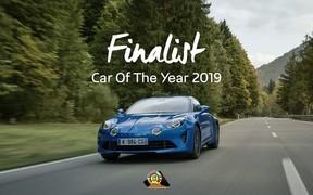 «Автомобиль года 2019: Alpine A110 занял вторую ступеньку подиума»