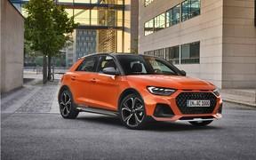 Автомобиль недели. Audi A1 citycarver