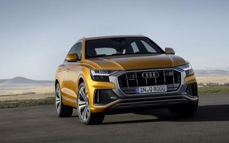 Автомобиль недели: Audi Q8