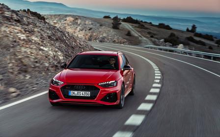 Автомобиль недели. Audi RS 4 Avant
