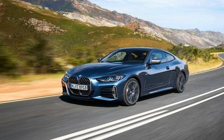 Автомобіль тижня. BMW 4 Серії