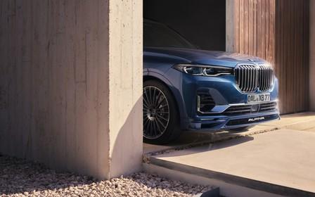 Автомобіль тижня. BMW Alpina XB7