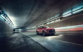 Автомобиль недели: Chevrolet Blazer