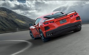 Автомобиль недели. Chevrolet Corvette