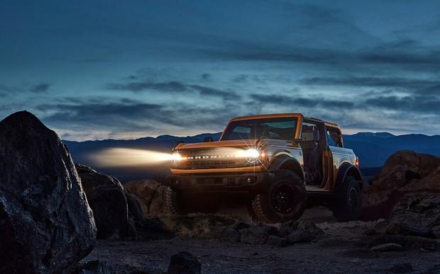 Автомобиль недели. Ford Bronco