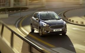Автомобиль недели: Ford Ka+ в Украине