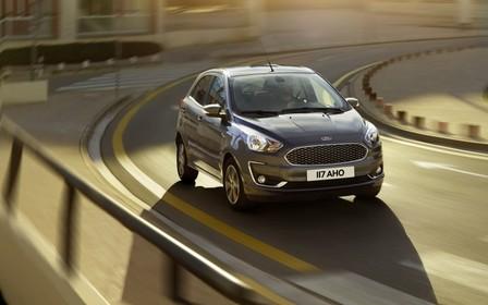Автомобіль тижня: Ford Ka + в Україні