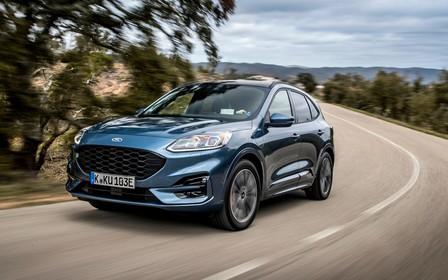 Автомобіль тижня. Ford Kuga