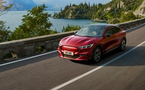 Автомобиль недели. Ford Mustang Mach-E