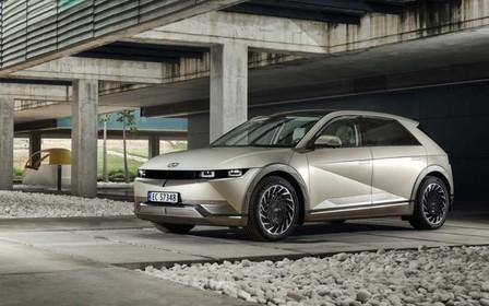 Автомобіль тижня. Hyundai Ioniq 5