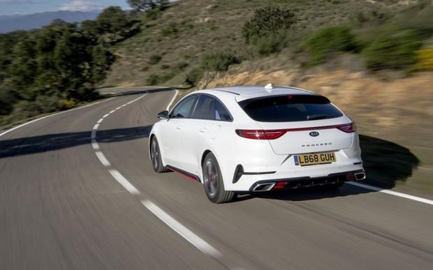 Автомобиль недели: KIA Proceed