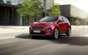 Автомобиль недели: KIA Sportage