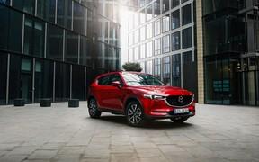 Автомобиль недели: Mazda CX-5
