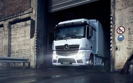 Автомобиль недели. Mercedes-Benz Actros