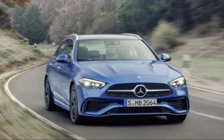 Автомобиль недели. Mercedes-Benz C-Class