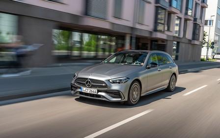 Автомобиль недели. Mercedes-Benz C-класса