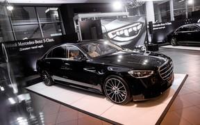 Автомобиль недели. Mercedes-Benz S-Класса