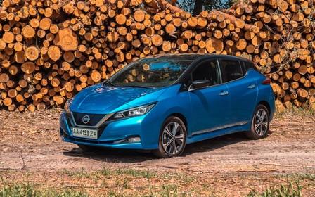 Автомобіль тижня. Nissan Leaf