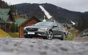Автомобиль недели. Opel Insignia