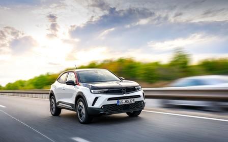 Автомобиль недели. Opel Mokka