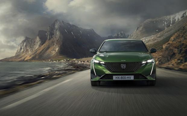 Автомобиль недели. Peugeot 308