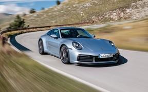 Автомобиль недели: Porsche 911