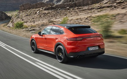 Автомобиль недели. Porsche Cayenne Coupe