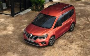 Автомобиль недели. Renault Kangoo