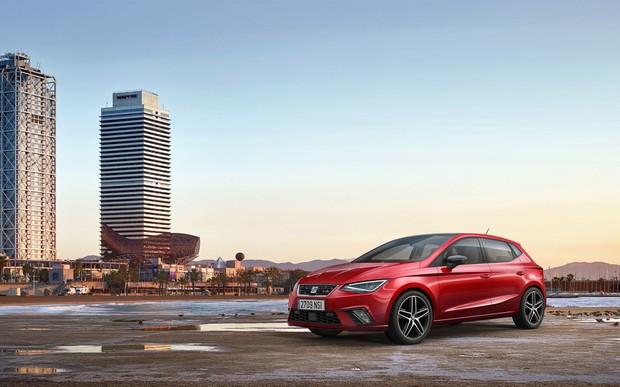 Автомобиль недели: SEAT Ibiza