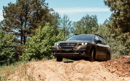 Автомобіль тижня. Subaru Outback