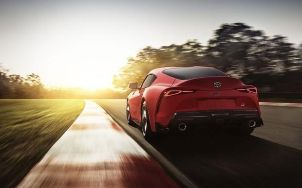 Автомобиль недели: Toyota GR Supra