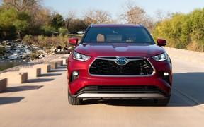 Автомобиль недели: Toyota Highlander