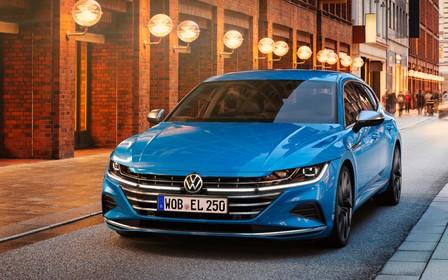 Автомобиль недели. Volkswagen Arteon