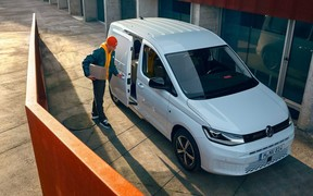 Автомобиль недели. Volkswagen Caddy